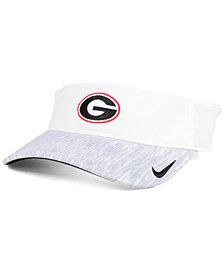 Nike Georgia Bulldogs Sideline Visor 2018