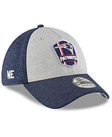 New Era Boys' New England Patriots Sideline Road 39THIRTY Cap