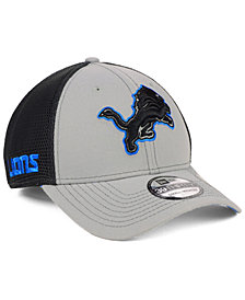 New Era Detroit Lions 2-Tone Sided 39THIRTY Cap