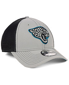 New Era Jacksonville Jaguars 2-Tone Sided 39THIRTY Cap