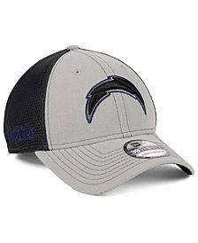 New Era Los Angeles Chargers 2-Tone Sided 39THIRTY Cap