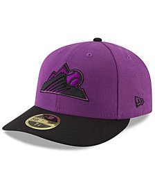 New Era Colorado Rockies Players Weekend Low Profile 59FIFTY FITTED Cap