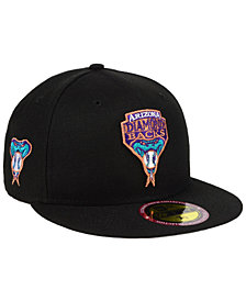 New Era Arizona Diamondbacks Ultimate Patch Collection Front 59FIFTY FITTED Cap