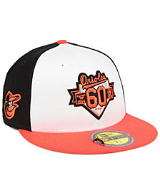 New Era Baltimore Orioles Ultimate Patch Collection Front 59FIFTY FITTED Cap