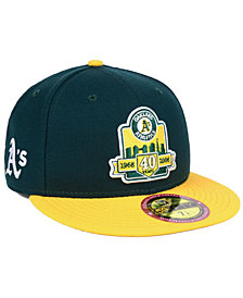 New Era Oakland Athletics Ultimate Patch Collection Front 59FIFTY FITTED Cap