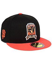 New Era San Francisco Giants Ultimate Patch Collection Front 59FIFTY FITTED Cap