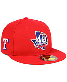 New Era Texas Rangers Ultimate Patch Collection Front 59FIFTY FITTED Cap