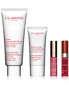 Clarins 4-Pc. Moisture Musts Set, Created for Macy's