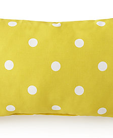 Blue Falls Long Rectangle Cushion
