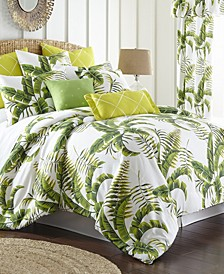 Tropic Bay Duvet Cover Set-Queen