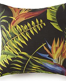"Flower Of Paradise Square Cushion 18""x18"" - Main Print"