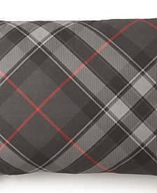 Max Plaid Long Rectangle Cushion