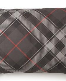 Max Plaid Long Rectangle Cushion