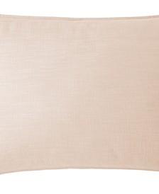 Cambric Peach Pillow Sham-King