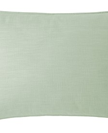 Cambric Seafoam Pillow Sham-King