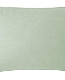 Cambric Seafoam Pillow Sham-Queen