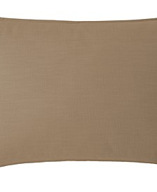 Cambric Walnut Pillow Sham-King