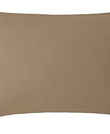 Cambric Walnut Pillow Sham-Queen