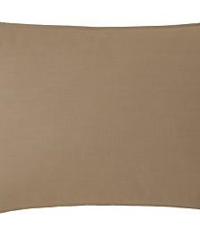Cambric Walnut Pillow Sham-King