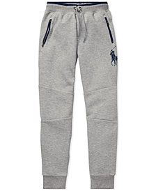 Polo Ralph Lauren Big Boys Double-Knit Pants