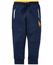 Polo Ralph Lauren Toddler Boys Double-Knit Pants