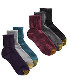 Gold Toe 6-Pk. Casual Turn-Cuff Socks 4341F8