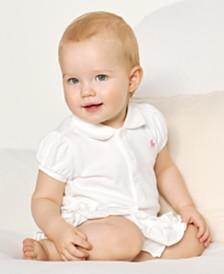 Ralph Lauren Baby Girls Cupcake Dress