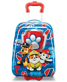 "American Tourister Paw Patrol 18"" Hardside Wheeled Suitcase"