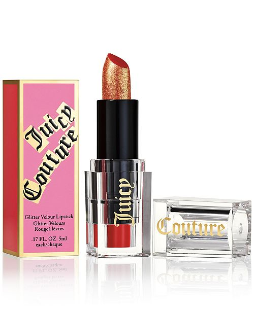 Juicy Couture Juicy Couture Oui Glitter Velour Lipstick, Created for Macy's