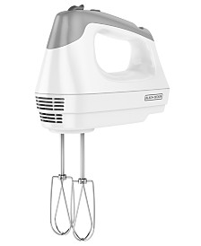 Black & Decker MX3000W 6-Speed Hand Mixer