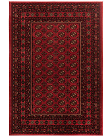 "KM Home Sanford Boukara 7'10"" x 10'10"" Area Rug, Created for Macy's"
