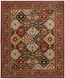 "Sanford Panel Multi 7'10"" x 10'10"" Area Rug, Created for Macy's"