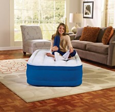 Simmons Beautyrest 15 inch Plush Aire Twin Size Raised Air Bed Mattress