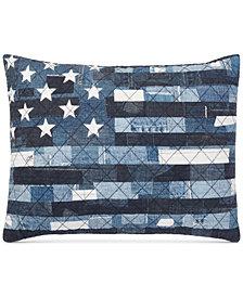 "Lauren Ralph Lauren Kyle Flag 15"" x 20"" Decorative Pillow"
