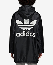 adidas Originals Adicolor Fleece-Lined Logo Jacket