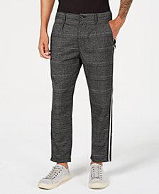 Jack & Jones Men's Checked Pants