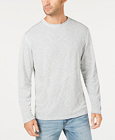 Tommy Bahama Men's Flip Tide Reversible Long-Sleeve T-Shirt