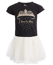 Epic Threads Little Girls Layered-Look Tutu Dress, Created for Macy's