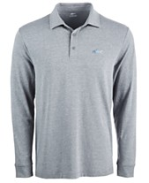 1252711edaf979 Attack Life by Greg Norman Men's Long-Sleeve Polo, Created for Macy's