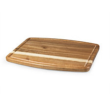 Toscana™ by Picnic Time Ovale Acacia Cutting Board
