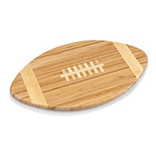 Picnic Time Touchdown! Football Cutting Board & Serving Tray