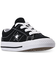 Converse Toddler Boys' One Star Casual Sneakers from Finish Line