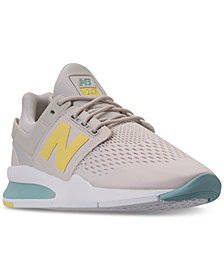 New Balance Women's 247 V2 Casual Sneakers from Finish Line