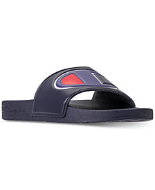 Champion Boys' IPO Slide Sandals from Finish Line