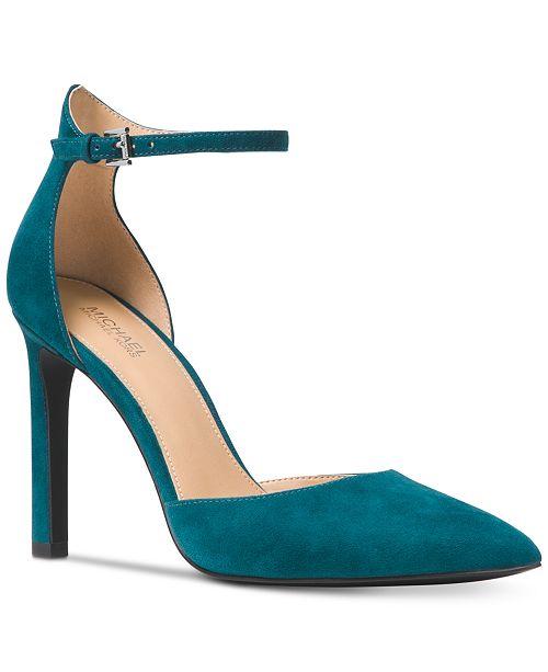 314c4f63f155 Michael Kors Lisa Pumps   Reviews - Pumps - Shoes - Macy s