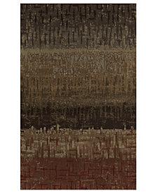 "Macy's Fine Rug Gallery Mosaic Liza Canyon 7'10"" x 10'7"" Area Rug"