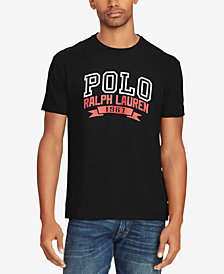 Polo Ralph Lauren Men's Graphic Cotton T-Shirt
