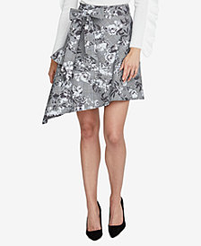 RACHEL Rachel Roy Bailen Asymmetrical Skirt, Created for Macy's