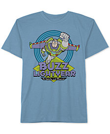 Disney Little Boys It's Buzz Graphic Cotton T-Shirt