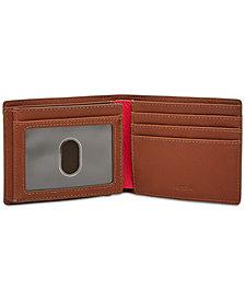 Fossil Men's Jerome Flip-ID Leather Wallet
